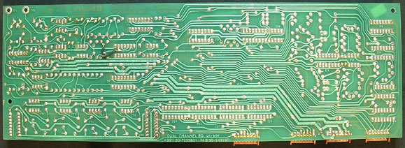 Back of 21-82 Rhodes voice board