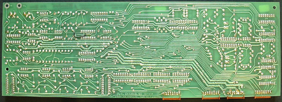 Back of 25-82 Rhodes voice board